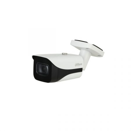 Dahua IP csőkamera - IPC-HFW5541E-SE (5MP, 3,6mm, kültéri, H265+, IP67, IR50m, ICR, WDR,SD,ePoE,I/O,IK10,audio)