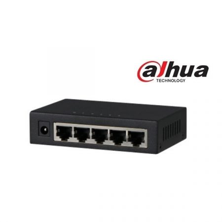 Dahua switch - PFS3005-5GT (5port 1Gbps, 5VDC)