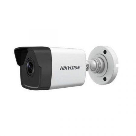 Hikvision IP csőkamera - DS-2CD1043G0-I (4MP, 2,8mm, kültéri, H265+, IP67, IR30m, ICR, DWDR, 3DNR, PoE, műanyag)