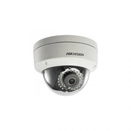 Hikvision IP dómkamera - DS-2CD1143G0-I (4MP, 4mm, kültéri, H265+, IP67, IR30m, ICR, DWDR, 3DNR, PoE, műanyag)