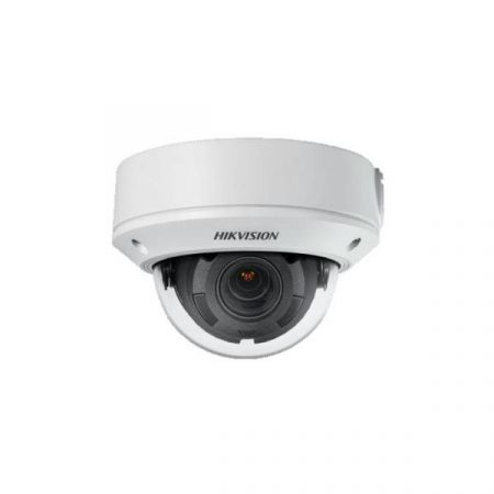 Hikvision IP dómkamera - DS-2CD1723G0-IZ (2MP, 2,8-12mm, kültéri, H265+, IP67, IR30m, ICR, DWDR, 3DNR, SD, PoE, IK10)