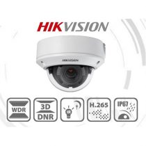 Hikvision DS-2CD1743G0-IZ IP Dome kamera, 4MP, 2,8-12mm, H265+, IP67, IR30m, ICR, WDR, 3DNR, PoE, IK10