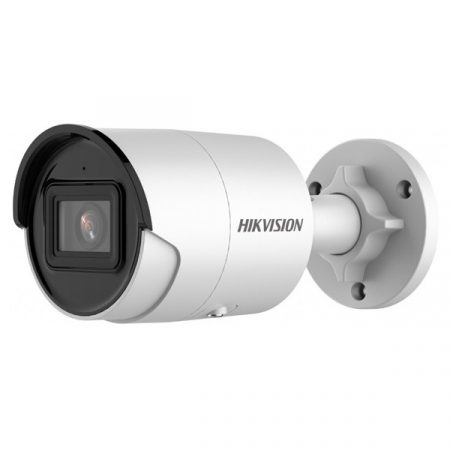 Hikvision IP csőkamera - DS-2CD2043G2-I (4MP, 2,8mm, kültéri, H265+, IP67, IR30m, ICR, WDR, 3DNR, SD, PoE)