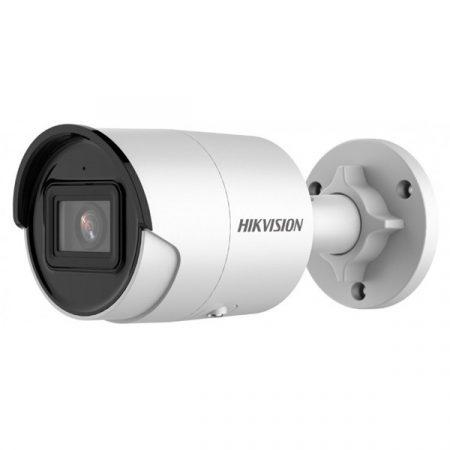 Hikvision IP csőkamera - DS-2CD2043G2-IU (4MP, 2,8mm, kültéri, H265+, IP67, IR30m, ICR, WDR, 3DNR, SD, PoE)