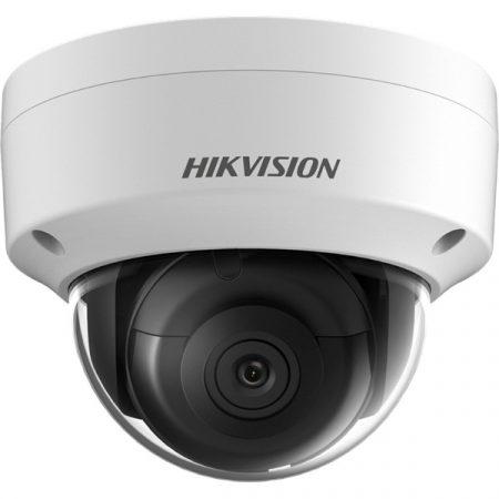 Hikvision IP dómkamera - DS-2CD2143G2-I (4MP, 2,8mm, kültéri, H265+, IP67, IR30m, ICR, WDR, 3DNR, SD, PoE, IK10)