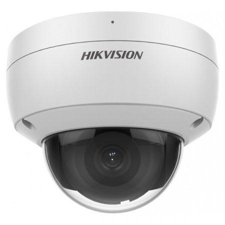 Hikvision IP dómkamera - DS-2CD2146G2-ISU (4MP, 2,8mm, kültéri, H265+, IP67, IR30m, IK10, ICR, WDR, 3DNR, PoE)