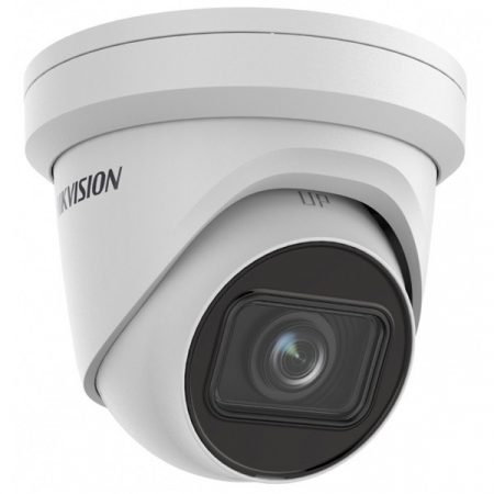 Hikvision IP turretkamera - DS-2CD2H43G2-IZS (4MP, 2,8-12mm, kültéri, H265+, IP66, IR30m, ICR, WDR, 3DNR, SD, PoE, IK10)