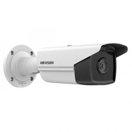 Hikvision IP csőkamera - DS-2CD2T23G2-4I (2MP, 4mm, kültéri, H265+, IP67, IR80m, ICR, WDR, SD, PoE)