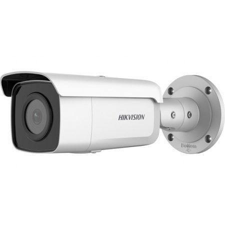 Hikvision IP csőkamera - DS-2CD2T26G2-4I (2MP, 2,8mm, kültéri, H265+, IP67, IR60m, ICR, WDR, SD, PoE, Darkfighter)