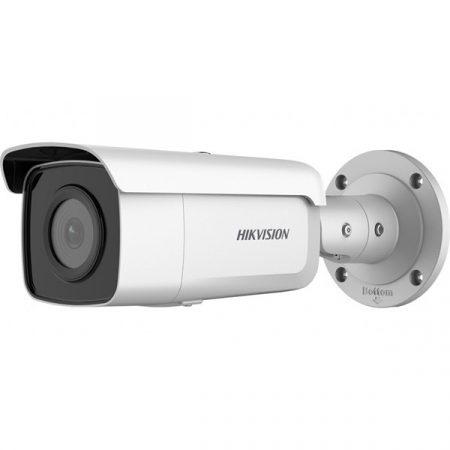 Hikvision IP csőkamera - DS-2CD2T46G2-4I (4MP, 4mm, kültéri, H265+, IP67, IR80m, ICR, WDR, SD, PoE, Darkfighter)