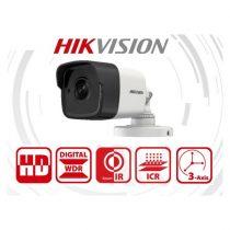 Hikvision DS-2CE16H0T-ITF Bullet kamera, kültéri, 5MP, 2,8mm, EXIR20M, ICR, IP67, DWDR, BLC, AHD/CVI/TVI/CVBS