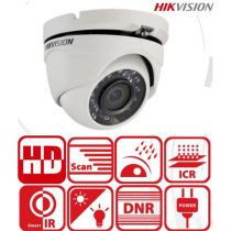 Hikvision DS-2CE56D0T-IRMF Turret kamera, kültéri, 1080P,  3,6mm, IR20m, D&N(ICR), IP66, DNR, AHD/CVI/TVI/CVBS