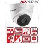 Hikvision 4in1 Analóg turretkamera - DS-2CE56D0T-IT3F (2MP, 2,8mm, kültéri, EXIR40m, D&N(ICR), IP66, DNR)