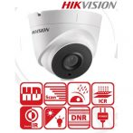 Hikvision 4in1 Analóg turretkamera - DS-2CE56D0T-IT3F (2MP, 2,8mm, kültéri, EXIR40m, D&N(ICR), IP66, DNR)