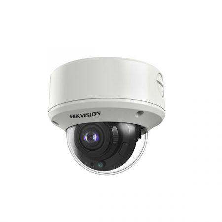 Hikvision 4in1 Analóg dómkamera - DS-2CE59U1T-AVPIT3ZF (8MP, 2,7-13,5mm, kültéri, EXIR60m, IP67, WDR, DNR)
