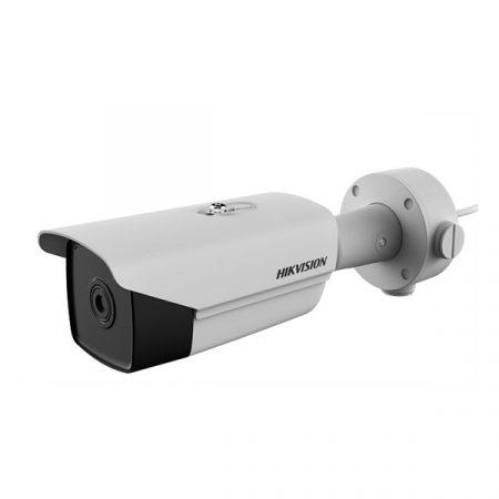Hikvision IP cső hőkamera - DS-2TD2117-6/V1 (160x120, 6,2mm, -20-150°C, IP67)