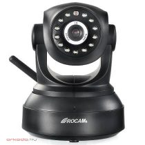 2 Megapixel Full HD vezeték nélküli forgatható kamera