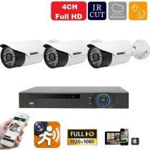 CVI36 - 3 kamerás éjjellátó Full HD kamerarendszer