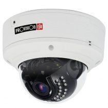 Provision 2MP IP motor zoom dome kamera vandálbiztos házban DAI+390IP5MVF