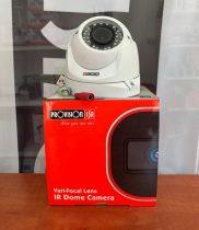 Provision DI-390AEVF 2MP vario AHD kamera - bemutatódarab, működőképes