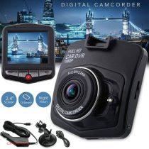 DashCam HD felbontású autós menetrögzítő kamera 2,4