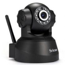 Sricam beltéri mozgatható HD WiFi IP kamera