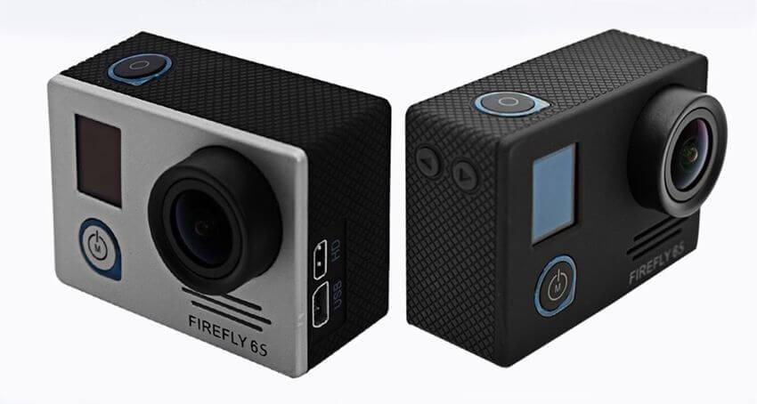 FIREFLY 6S WiFi sportkamera 4K