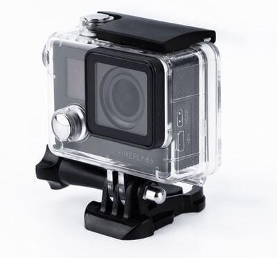 FIREFLY 6S WiFi sportkamera 4K UHD vízhatlan ház