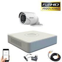 Hikvision TurboHD Kamerasystem mit 1 Kamera