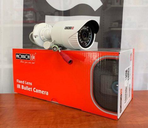 Provision I1-390AE36 2MP AHD kamera - bemutatódarab, működőképes