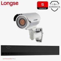 1 kamerás 5MP kamerarendszer