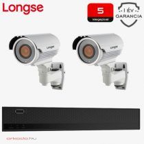 2 kamerás 5MP kamerarendszer