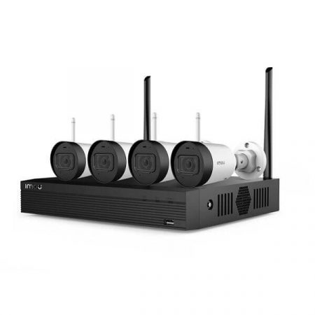 Imou IP Wifi kamerarendszer 1TB merevlemezzel 2MP NVR1104/G22