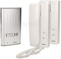 ORNO egylakásos két beltéris intercom audio kaputelefon