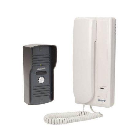 ENSIS egylakásos kaputelefon szett OR-DOM-RL-913