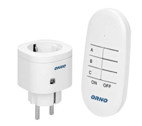 ORNO távirányítós beltéri hálózati aljzat OR-GB-440(GS)