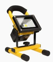 ORNO kültéri akkumulátoros LED reflektor 10 Watt