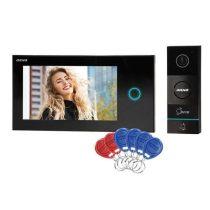 APPOS video kaputelefon szett okostelefonos értesítéssel RFID olvasóval OR-VID-WI-1068/B