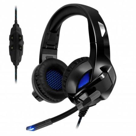 Spirit of Gamer Fejhallgató - XPERT H300 (7.1, mikrofon, USB, PC/PS4, hangerőszabályzó)