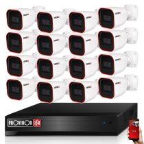 Provision AHD-23 Überwachungssystem mit 16 Kameras HD 1920x1080P