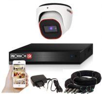 Provision AHD-23 Dome Kamerasystem mit 1 Kamera HD Full HD 1920x1080