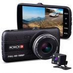 Provision-ISR PR-2400CDV 2 kamerás autós kamera