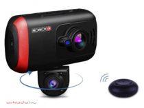 Provision PR-2500CDV Menetrögzítő autóskamera forgatható hátsó kamerával