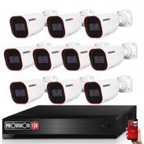 Provision AHD-36 10 kamerás kamerarendszer 2MP Full HD 1920X1080p