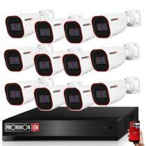 Provision AHD-36 12 kamerás kamerarendszer 2MP Full HD 1920X1080p