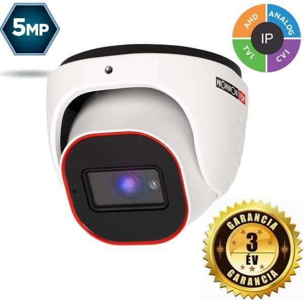 5 MegaPixel 30 IR LED Dome Überwachungskamera mit Nachtsicht