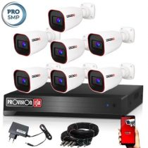 Provision AHD-40 Kamerasystem mit 7 Kamera 2592x1944P Auflösung