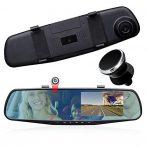 Provision-ISR DVR C10 visszapillantó tükör autós kamera