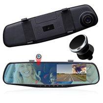 Provision-ISR DVR C10 Rückspiegel Autokamera