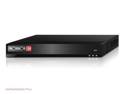 Provision-NVR5-8200X 8 csatornás NVR rögzítő új OSSIA kezelőfelület